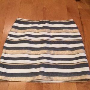 J Crew skirt never worn tags still on size 2